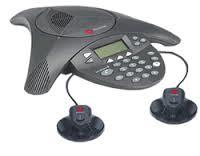 SoundStation 2 EX con micrófonos